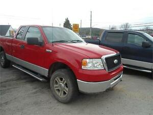 as traded 2007 Ford F150 4x4 4.6 v8 ext cab  as traded