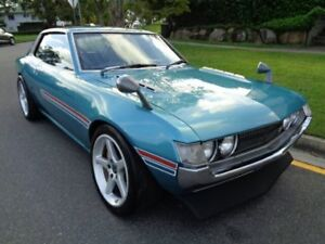 1972 Toyota Celica TA22 ST Blue Metallic 6 Speed Manual Chermside Brisbane North East Preview