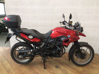 BMW F700 GS - 2013 Red. Excellent condition, 15k miles