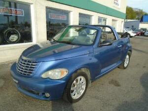 Chrysler PT Cruiser 2006 Convertible, Seulement 125000KM!!!!!