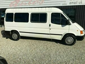2000 Ford Transit White Manual Mini Bus Woodridge Logan Area Preview