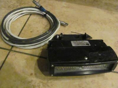 Federal Signal License Plate Reader Camera Coax