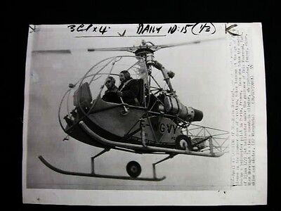 Learning To Fly Helicopter - LEARNING HOW TO FLY A HELICOPTER AT 80 YEARS OLD  PHOTO 1963 #7922