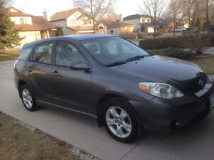 2005 Toyota Matrix 4 WD XR Hatchback