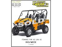 SAVE UP TO $3900 ON KAWASAKI TERYX 4'S AT G & G BROTHERS LTD