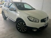 2013 Nissan Dualis J10W Series 3 MY12 Ti-L X-tronic AWD White 6 Speed Constant Variable Hatchback Midvale Mundaring Area Preview
