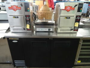 LIKE NEW RESTAURANT, BAR & GROCERY EQPT  ONLINE AUCTION!