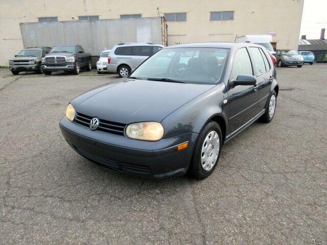 Image 1 of Volkswagen: Golf 4dr…