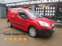 2015 Citroen Berlingo 625 Enterprise 1.6HDi 75ps L1 *Excellent Spec* Diesel red