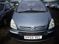 2005 (55reg) Citreon Picasso Exclusive 1.6 DIESEL Very Nice Car to Drive 1 Year MOT £895