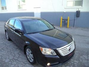 2008 TOYOTA AVALON XLS FULLY LOADED ACCIDENT FREE FINANCING AVAI