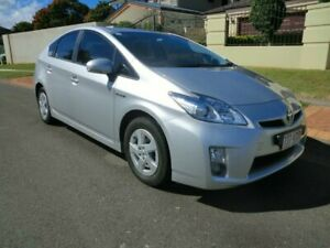 2009 Toyota Prius ZVW30R Hybrid Continuous Variable Hatchback Sunnybank Hills Brisbane South West Preview