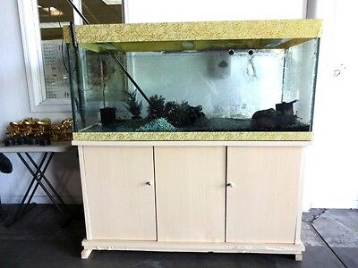 160 Gallon Glass Fish Aquarium