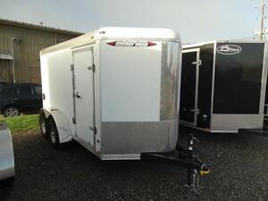 Premium level 6x12 tandem axle enclosed trailer Kitchener / Waterloo Kitchener Area image 2