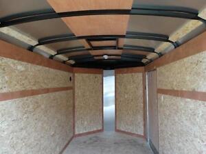 Premium level 6x12 tandem axle enclosed trailer Kitchener / Waterloo Kitchener Area image 8
