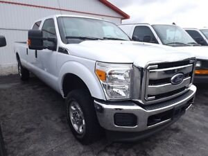 2016 Ford Super Duty F-250 XLT CREW 4x4