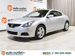 2013 Nissan Altima 2.5 S; AUTO, LEATHER, BACK-UP CAMERA