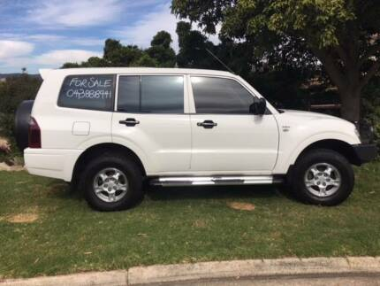 2005 Mitsubishi Pajero, low kms, immaculate condition