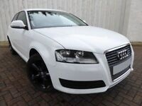 Audi A3 1.6 Technik ....Gorgeous in White, with Unmarked Black Alloys, Lovely Example Throughout