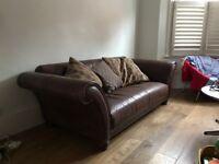 Leather Sofa (Liberty of London)
