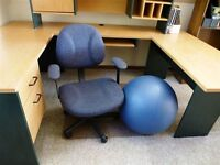 Office Chair - or for Study or Den