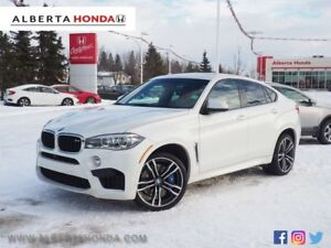 2016 BMW X6 M One Owner, Clean Carproof, M-Series. 2 Sets of Tir