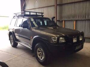 2003 Nissan Patrol Wagon Seaford Morphett Vale Area Preview