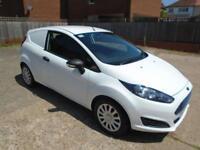 Ford Fiesta DIESEL 1.5 TDCI VAN EURO 5/6 DIESEL MANUAL WHITE (2014)