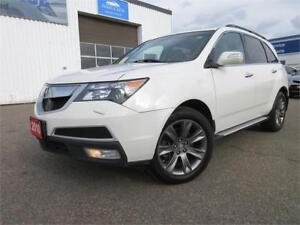 2010 Acura MDX Elite Pkg-ONE OWNER,NAVI,R CAM,WARRANTY,$15495