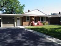 Fully Renovated Open Concept Bungalow in Prime Location!