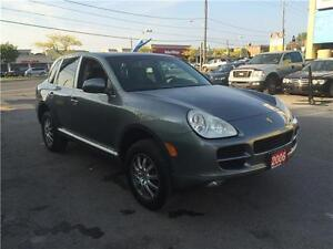 2006 Porsche Cayenne, V6, 3.2L, Tiptronic, Sunroof, Leather, AWD