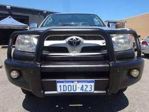 2006 Toyota SR5 4x4 X Cab Manual Petrol V6 Hilux Ute Wangara Wanneroo Area Preview