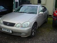 Lexus GS 300 3.0 auto SE (2001Y)