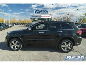 2014 Jeep Grand Cherokee Overland/8 Cylinder Engine 5.7L