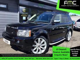 2009 Land Rover Range Rover Sport 3.6TD V8 Auto HSE **Full Service History**