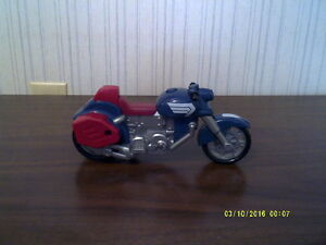 Marvel: Avengers: Captain America motorcycle - USED