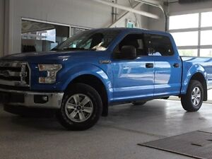 2015 Ford F-150 XLT 4x4 SuperCrew Cab 5.5 ft. box 145 in. WB