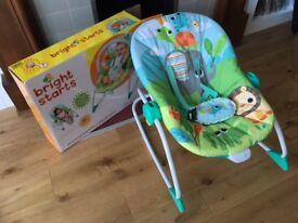 Bright Starts Playful Parade Baby to Big Kid Rocker
