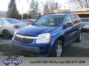 2006 Chevrolet Equinox LS BEAUTIFUL AFFORDABLE SUV!