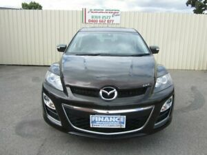 2010 Mazda CX-7 ER MY10 Luxury Sports (4x4) Sparkling Black 6 Speed Auto Activematic Wagon Windsor Gardens Port Adelaide Area Preview