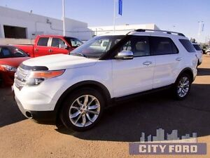 2012 Ford Explorer 4x4 4dr Limited