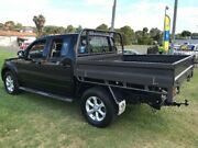 2012 Nissan Navara D40 S6 MY12 ST Black 5 Speed Sports Automatic Utility Ferntree Gully Knox Area Preview