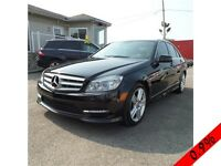 MERCEDES C300 AWD 65.000 KM SEULEMENT TOIT OUVRANT/BLUETOOTH +++