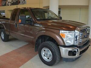 2012 Ford F-250 XLT 4x4 SD Super Cab 6.75 ft. box 142 in. WB