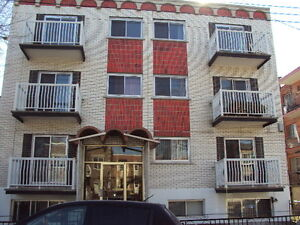 4- Villeray  4 1/2  1re etage $790.00  **Chauffage inclus**