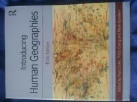 Introducing Human Geographies (Third Edition) by Cloke, P. Crang, P. and Goodwin, M.