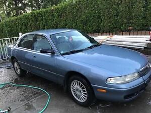1997 Mazda 626 Sedan