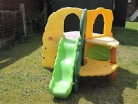 For Sale:- LITTLE TIKES JUNGLE CLIMBER