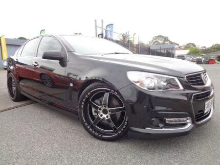 2013 Holden Commodore VF SS-V Black 6 Speed Manual Sedan Pooraka Salisbury Area Preview