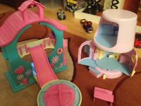 Kids playsets.